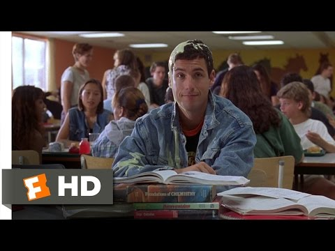 Billy Madison (5/9) Movie CLIP - Billy's a Loser at High School (1995) HD