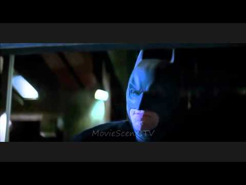 The Dark Knight - Joker Ending Scene