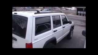 Jeep Cherokee XJ Hatch Electrical Fix