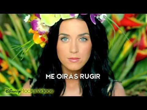 Katy Perry - Roar (letra español)