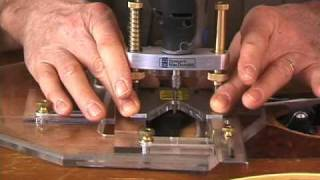 Watch the Trade Secrets Video, Precision Router Base