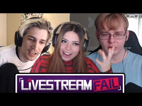 Adept Reacts to Top Funny Clips from LiveStreamFails #6
