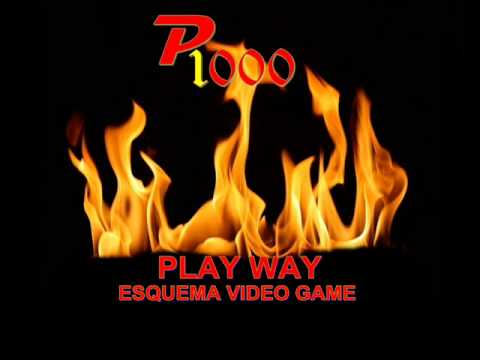 PLAY WAY - ESQUEMA VIDEO GAME