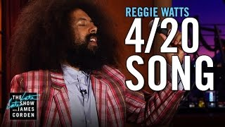 Reggie Watts' 4/20 Song