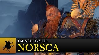 Total War: WARHAMMER - Norsca Launch Trailer