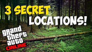 GTA 5 Secret Locations: 3 SECRET Locations In