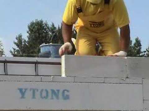 Docieplenie wieńca w systemie Ytong