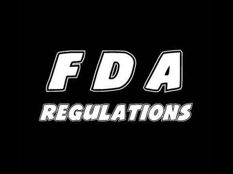 E-Cigs FDA Proposed Regulations