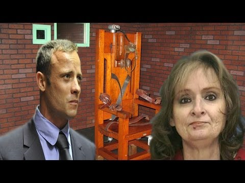 Oscar Pistorius Trial and Mississippi Death Row Mother