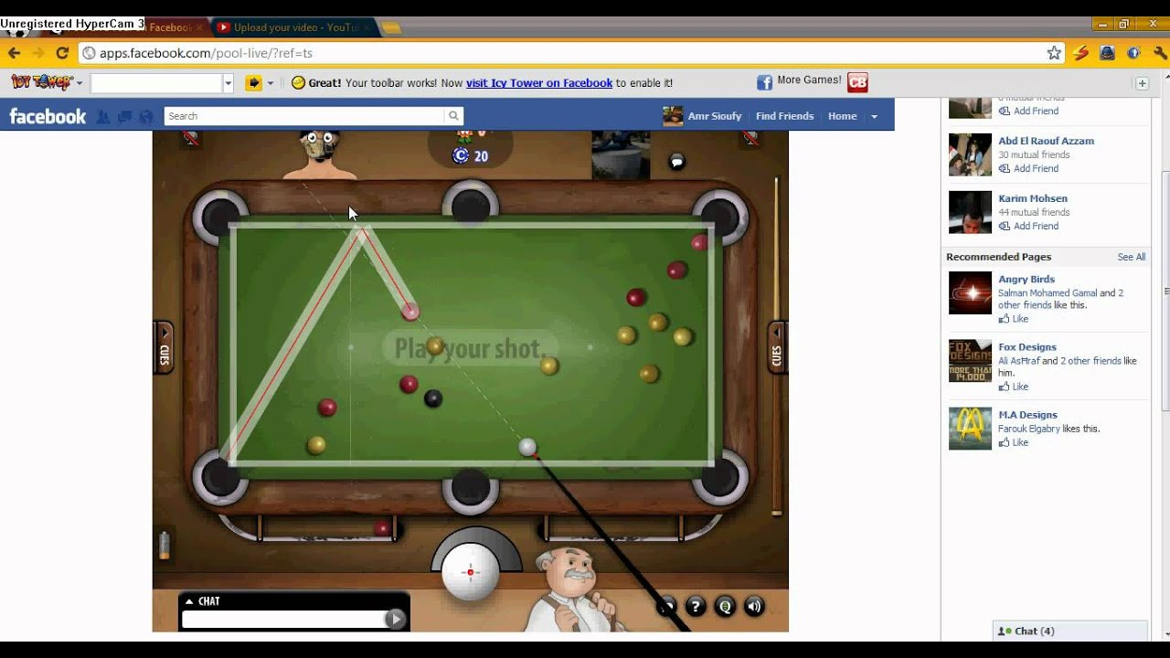 Ball Ruler Pool Live Tour