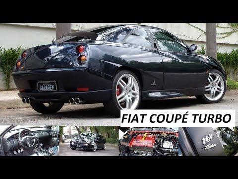 Garagem do Bellote TV: Fiat Coupé Turbo original de fábrica (único no Brasil)