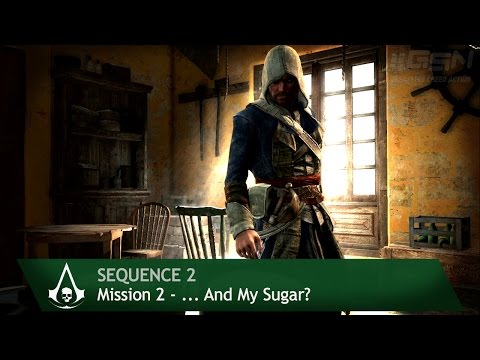 Assassin's Creed 4: Black Flag [100% Sync] ... And My Sugar? [Sequence 2 - Mission 2]