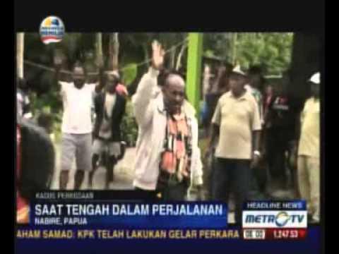 Kasus Perkosaan di Papua Diselesaikan dengan Hukum Adat