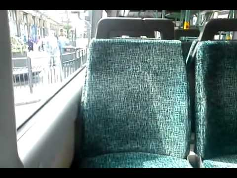 On Board Route 757 Centrebus Leeds Scania CN94UB Scania OmniCity 785 (YN03 UWR)