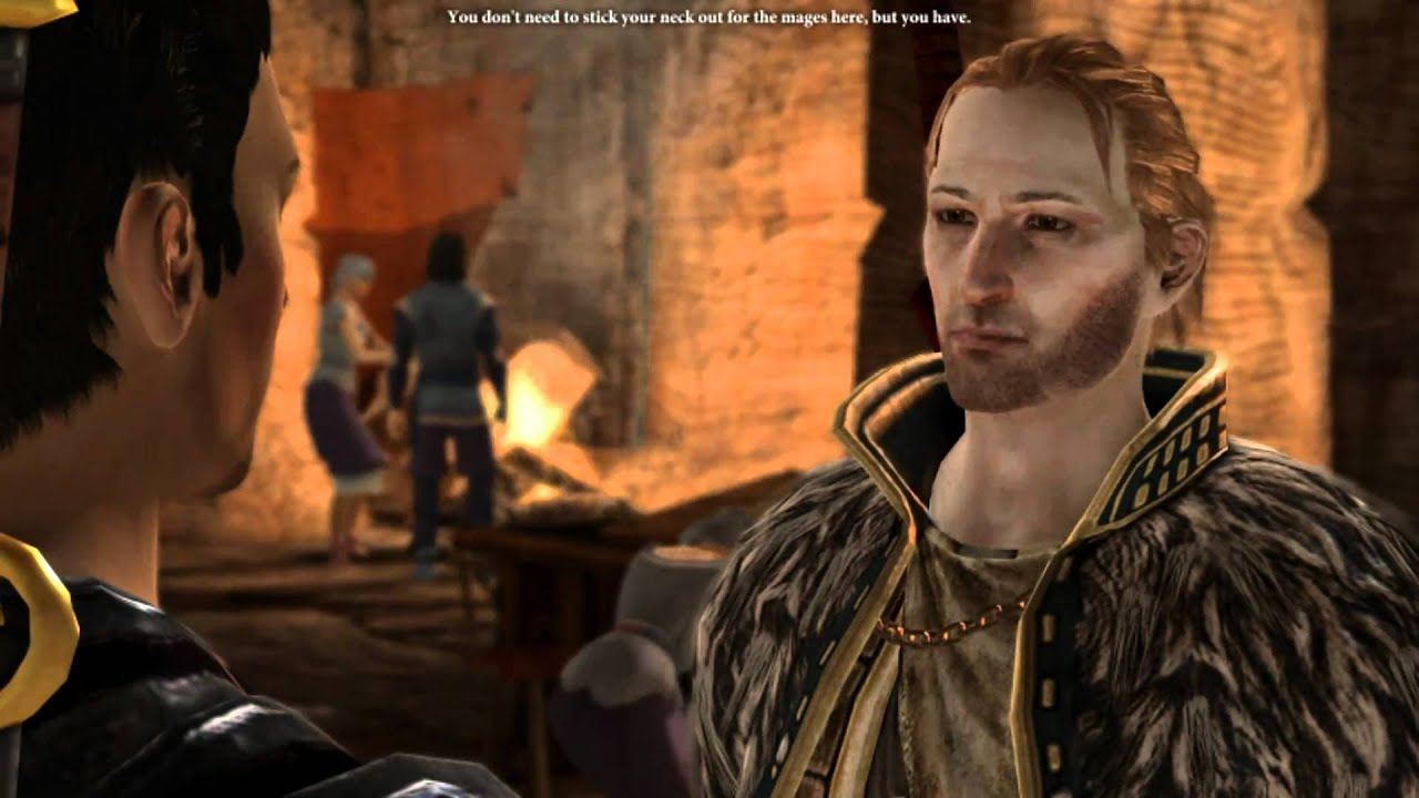 dragon age anders romance