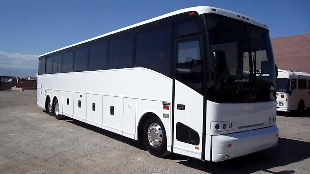 2002 van hool c2045 57 passenger used coach bus for sale for Used motor coach buses for sale