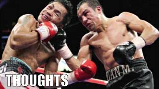 Juan Manuel Marquez Vs Mike Alvarado Full Fight Results