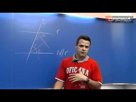 Dica de Matemática - Retas Paralelas
