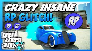 GTA 5 Online NEW *INSANE* RP GLITCH After Patch 1.15