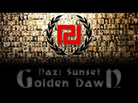 The forgotten Nazi history behind Greece's Golden Dawn
