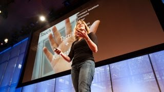 TED Talk Katherine Kuchenbecker: Haptography, Digitizing our Sense of Touch