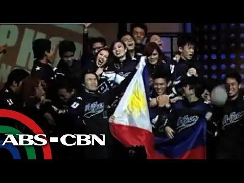Pinoys win gold in World Hip Hop Dance Championship