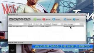 How To Install GTA V For Xbox 360 Non Jtag Usb