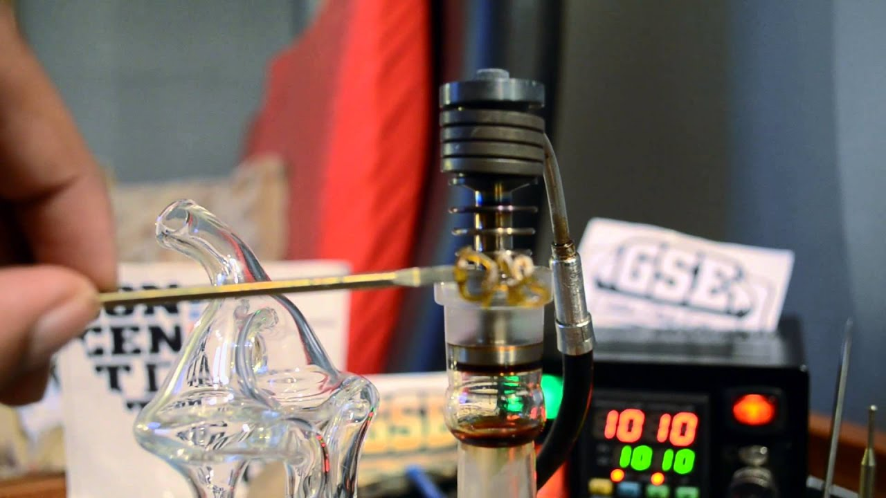 how to make a homemade oil rig for dabs