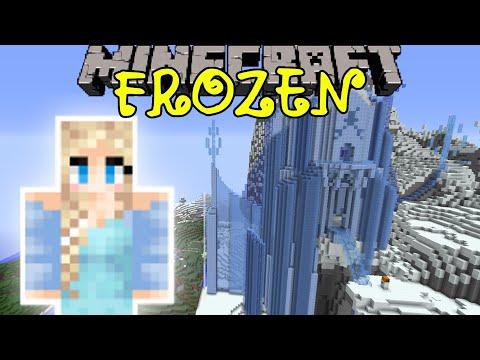 Minecraft: Frozen (Custom Map)
