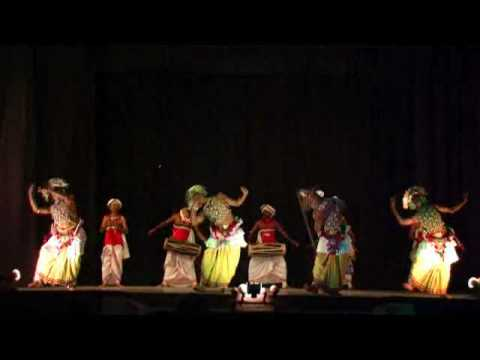Kandy Arts Association - Ves Dance