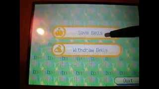 Animal Crossing Wild World 99.999 Bells Cheat (NEW EASY