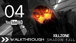 Killzone Shadow Fall Walkthrough Gameplay Campaign Part