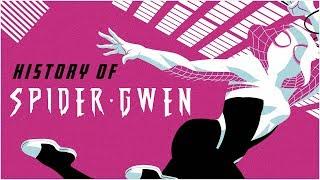 History of Spider-Gwen