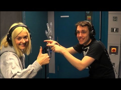 Fearne Cotton plays Innuendo Bingo!