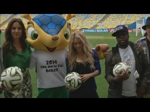 Shakira interview: Singer 'excited' to perform at World Cup closing ceremony