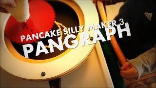 Spirograph Pancake Maker