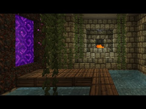 Jungle Portal Room - Minecraft LP #23
