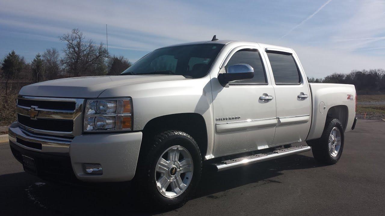Sold 2011 Chevrolet Silverado For Sale Lt Trim Crew Cab