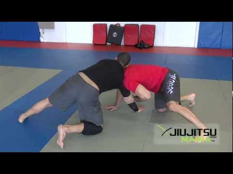 Pablo Popovitch - Front Headlock Escape