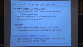 Carnegie Mellon - Computer Architecture 2013 - Onur Mutlu - Lecture 32 - Interconnects