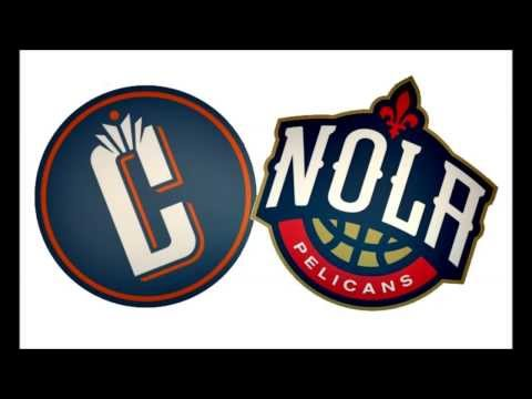 Charlotte Bobcats VS New Orleans Pelicans - Rivalry (Future Hornets VS Former Hornets)