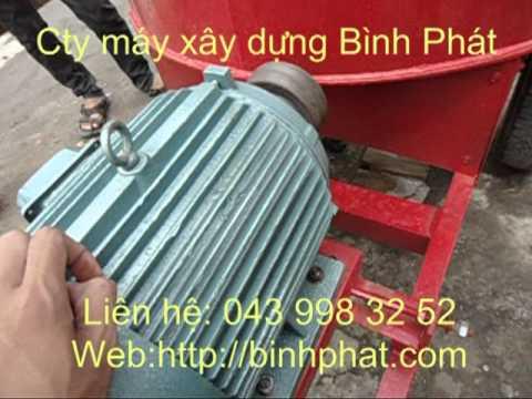 May tron vua Binh Phat-may tron be tong-Máy trộn bê tông