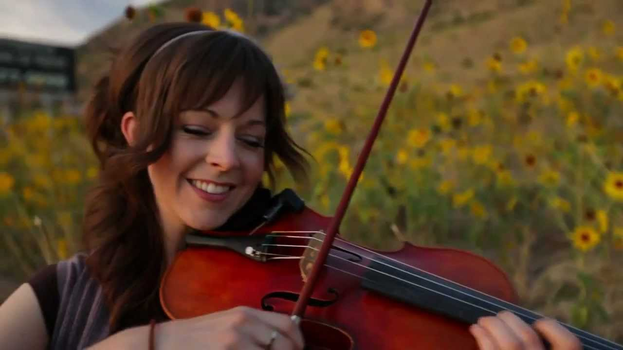 lindsey stirling mv   power of music   youtube