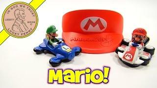 McDonald's Mario Kart 8 Complete Set, Happy Meal Toys 2014
