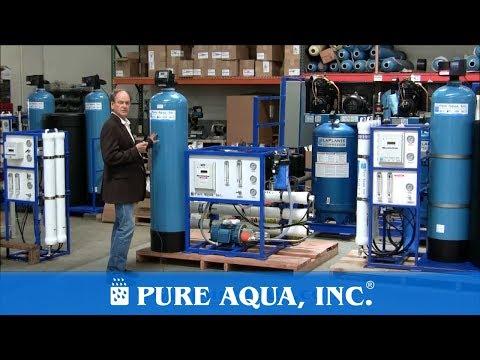 Pure Aqua| SWRO System Saudi Arabia 3,000 GPD
