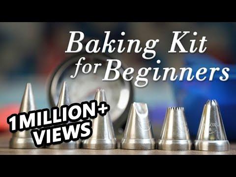 Baking Kit for Beginners – Baking Basics with Upasana – Baking Essentials for Starters