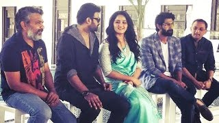 Baahubali 2 Team Special Chit Chat | Dubai