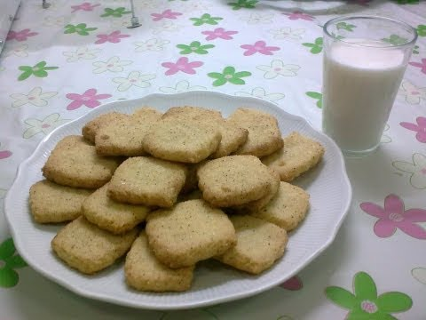 cookies (biscuits) recipe