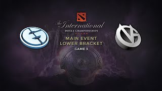 Vici Gaming vs Evil Geniuses | LB Final, Game 3