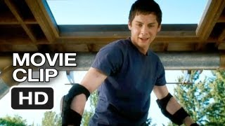 Percy Jackson: Sea Of Monsters Movie CLIP Obstacle Tower